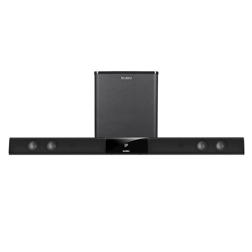 купить SVEN Soundbar SB-700, black (200 W, USB, display, RC, Optical, Bluetooth, wireless subwoofer) в Кишинёве