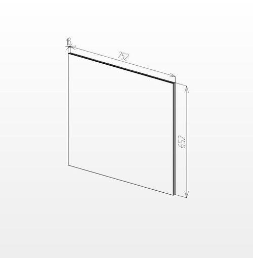 купить Modern Зеркало О 750x650 в Кишинёве