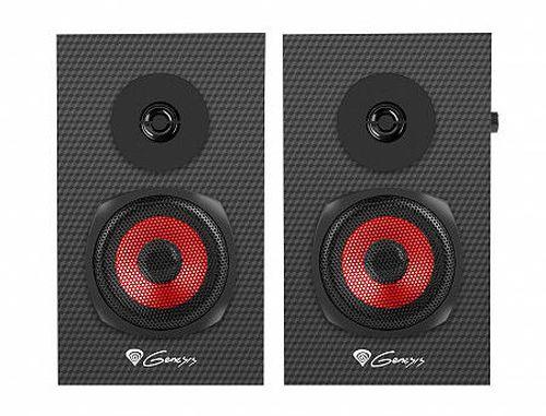 купить Gaming Speakers 2.0 Genesis Helium 200, RMS 20W, 2x10W (boxe sistem acustic/колонки акустическая сиситема) в Кишинёве