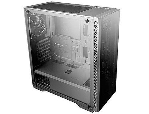 купить Case Middletower Deepcool MATREXX 50 ADD-RGB 4F ATX Black no PSU, Side & Front panel Tempered glass, 1xUSB3.0/2xUSB2.0/AudioHD x 1/Mic x 1 Pre-installed: Rear: 1x120mm fan; Front: 3x120mm ADD-RGB fans(carcasa/корпус) в Кишинёве