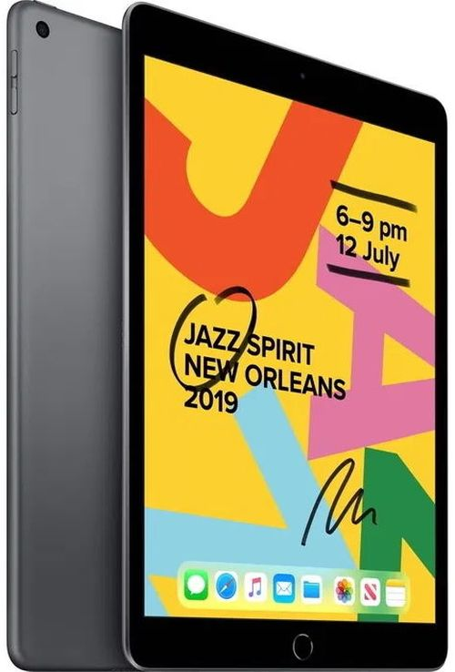 cumpără Tabletă PC Apple iPad 10.2 (8gen) 32GB WiFi Space Gray (MYL92) în Chișinău