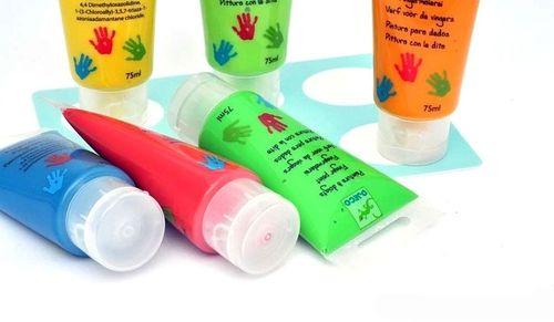 купить Пальчиковые краски DJECO в Кишинёве