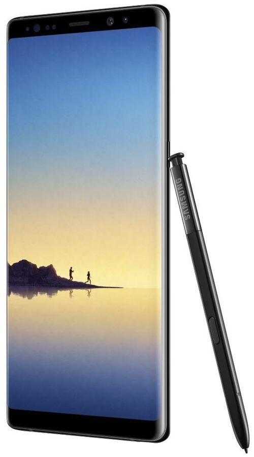 cumpără Smartphone Samsung N950F/DS Galaxy Note8 Midnight Black în Chișinău