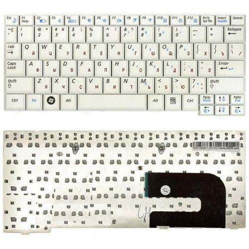 купить Keyboard Samsung NC10 NC310 ND10 N108 N110 N130 N140 ENG/RU White в Кишинёве
