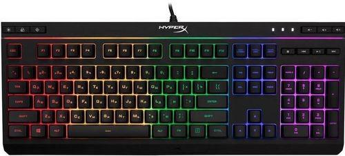 cumpără Tastatură HyperX HX-KB5ME2-RU, Alloy Core RGB, Membrane în Chișinău