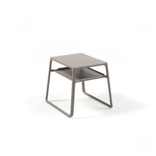купить Столик Nardi POP TORTORA 40048.10.000 (Столик для сада лежака террасы балкон) в Кишинёве
