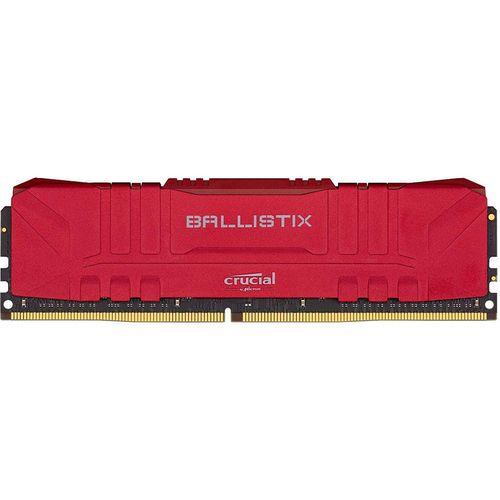 купить Оперативная память 8GB DDR4 Crucial Ballistix Red BL8G30C15U4R DDR4 8GB PC4-24000 3000MHz CL15, Retail (memorie/память) в Кишинёве