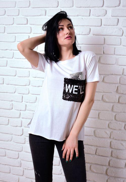 купить Женская футболка Simona ID 4072 в Кишинёве