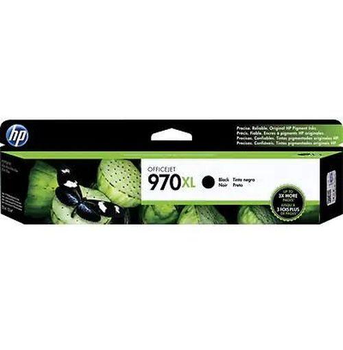 купить HP 970XL High Yield Black Original Ink Cartridge, up to 9200 pages в Кишинёве