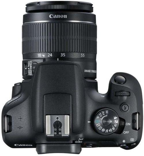 cumpără Aparat foto DSLR Canon EOS 2000D Bk & EF-S 18-55 IS II în Chișinău