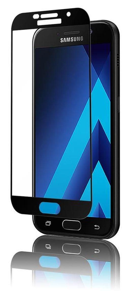 cumpără Folie de protecție Screen Geeks Glass Pro Galaxy A7(2017), Negru în Chișinău