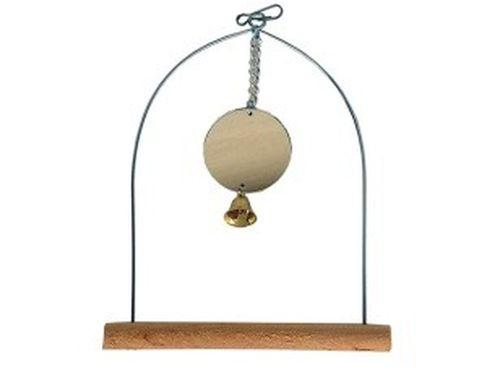 купить Подвесная качеля с зеркалом и колокольчиком в Кишинёве