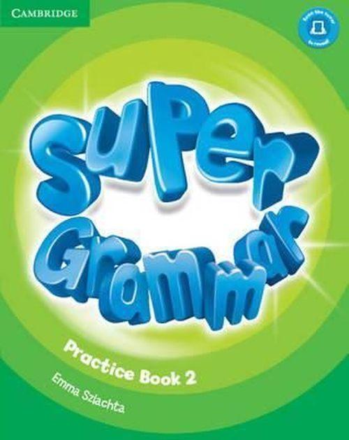 купить Super Grammar Practice Book 2 в Кишинёве