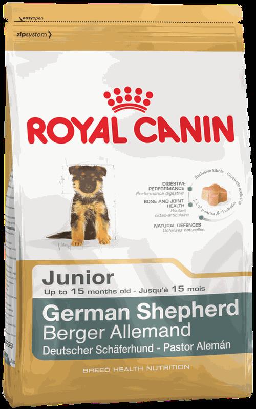 купить Royal Canin GERMAN SHEPHERD JUNIOR 12 kg в Кишинёве