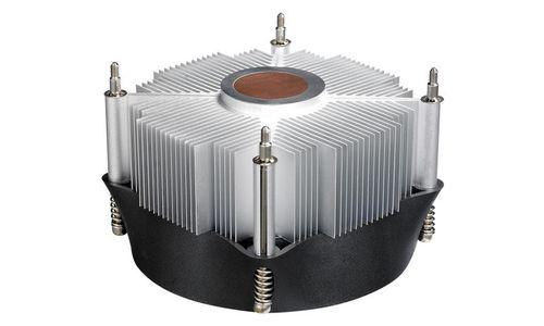 """купить DEEPCOOL Cooler """"Theta 31 PWM"""", Socket 1155/1156, up to 95W, 100x100x25mm, 900~2400rpm, <17.8~32.5dBA, 42.8CFM, 4pin, PWM, Hydro Bearing, Screw&Back Plate inst., Aluminium Heatsink with Copper insertion (36pcs/box) в Кишинёве"""