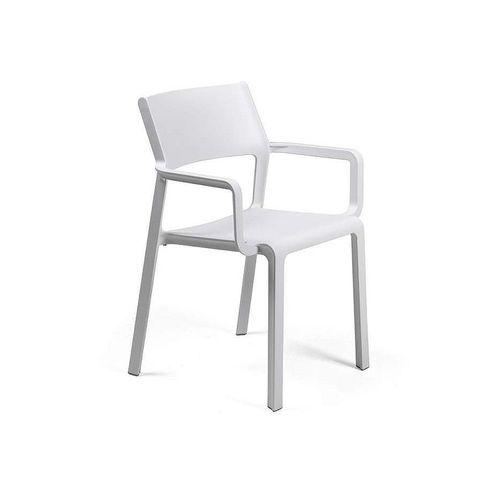 купить Кресло Nardi TRILL ARMCHAIR BIANCO 40250.00.000 (Кресло для сада и террасы) в Кишинёве