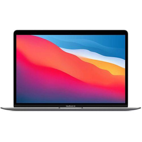"купить Ноутбук 13.3"" Apple MacBook Air MGN93UA/A Silver, Apple M1 7-core GPU/8GB Apple M1 3200MHz/256GB SSD/Video Apple M1 7-Core/WiFi 6 802.11ax/BT5.0/USB Type C/HDMI/DP/ Thunderbolt 3/ WebCam FaceTime 720p (HD)/13.3"" 2560x1600 Retina/ Mac OS Big Sur, RU в Кишинёве"