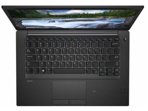 cumpără DELL Latitude 7490 Black, 14.0'' FHD Anti-Glare (Intel® Core™ i7-8650U up to 4.2GHz, 16GB (2*8GB) DDR4 RAM, 512GB SSD, Intel® UHD620 Graphics, CR, WiFi-AC/BT4.2, HDMI, USB-C, TB3, Backlit KB, 4cell, HD Webcam, FingerPrint,  Ubuntu, 1.4kg) în Chișinău