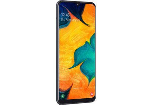 купить Samsung Galaxy A30 (A305) Dual Sim, Black в Кишинёве