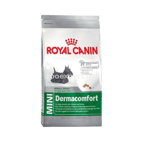 купить Royal Cani MINI DERMACOMFORT 2kg в Кишинёве