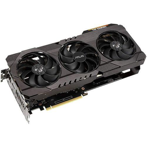 купить Видеокарта ASUS TUF-RTX3070TI-8G-GAMING, GeForce RTX3070Ti 8GB GDDR6X, 256-bit, GPU/Mem speed 1800/19Gbps, PCI-Express 4.0, 2xHDMI 2.1/3xDisplay Port 1.4a (placa video/видеокарта) в Кишинёве