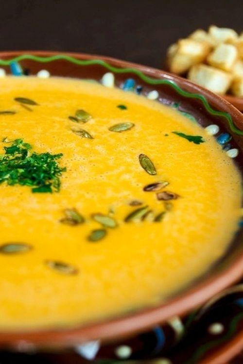 cumpără Supă-cremă din dovleac cu friganele în Chișinău
