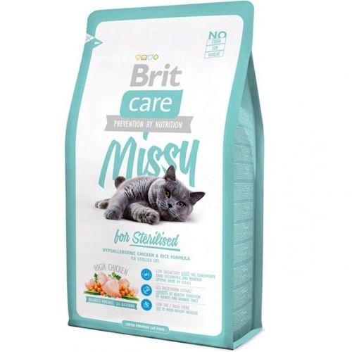 купить Brit Care Cat Missy for Sterilised(для стерилизованных/кастрированных кошек и котов) в Кишинёве