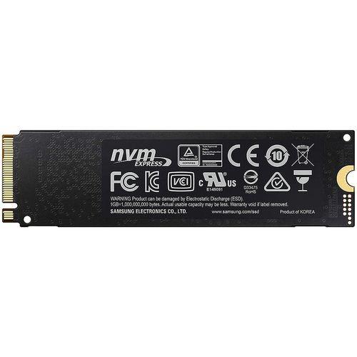 cumpără 1TB SSD NVMe M.2 Gen3 x4 Type 2280 Samsung 970 EVO Plus MZ-V7S1T0BW, Read 3300MB/s, Write 3200MB/s (solid state drive intern SSD/внутрений высокоскоростной накопитель SSD) în Chișinău