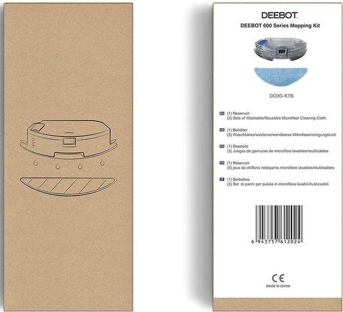 cumpără Accesoriu p/u aspirator Ecovacs DO3G-KTB în Chișinău
