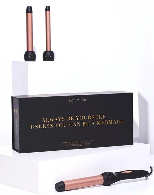 купить Выпрямитель для волос PYT Luxe – Сurler 3 Neck Set в Кишинёве