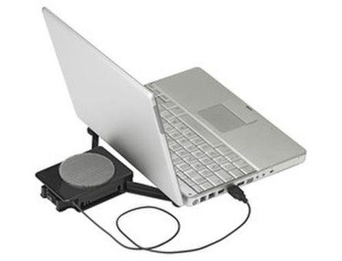 купить E64019 Ednet Portable Notebook Cooler (stand pentru laptop cu ventilator/охлаждающая подставка для ноутбука) в Кишинёве