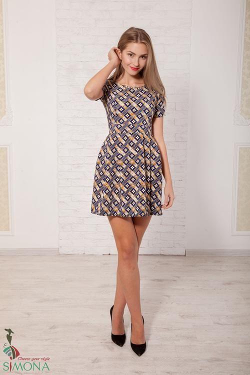 купить Платье Simona ID 6006 в Кишинёве