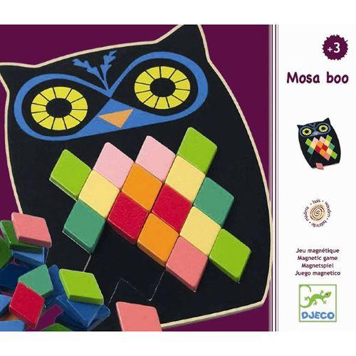 """cumpără Joc mozaic """"Bufnița"""", DJECO în Chișinău"""