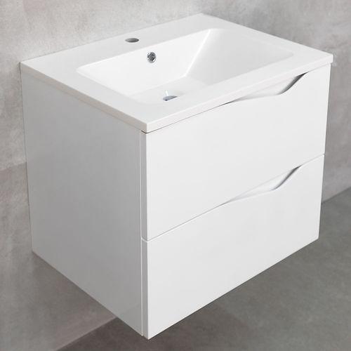 купить Altis Шкаф белый  с умывальником Madena  600 в Кишинёве