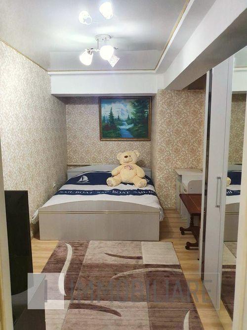 Apartament cu 2 camere, sect. Botanica, bd. Decebal.