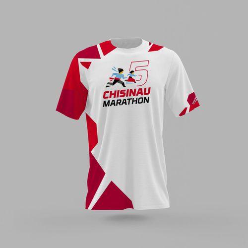 купить Футболка Chisinau Marathon 2019 в Кишинёве
