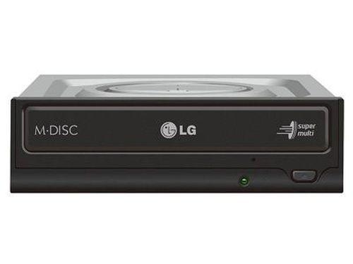 купить DVDRW Drive LG GH24NSD5, Internal, Super-Multi DVDR+24x/-24x, RW+8x/-6x, DL+8x, RAM12x, SATA, Black, bulk в Кишинёве