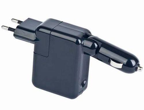 купить Gembird MP3A-UC-ACCAR2 USB travel charger for tablets, phones, mp3 players, Power output: 5 V/ 2 A (incarcator universal/универсальное зарядное устройство для планшетов и смартфонов) в Кишинёве
