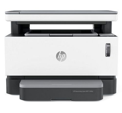 cumpără HP Neverstop Laser MFP 1200a Print/Copy/Scan, White, 600 dpi,  A4, up to 20 ppm, 64MB, up to 20000 pages/month, High speed USB 2.0, PCLmS, URF, PWG (Reload kit W1103A and W1103AD, drum W1104A ) în Chișinău