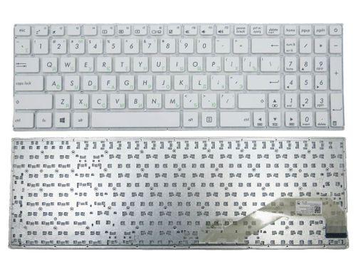 "купить Keyboard Asus Vivobook X540 X540S X540SA X540SC R540 R540L R540LA R540LJ R540S R540SA R540SC w/o frame ""ENTER""-small ENG/RU White в Кишинёве"