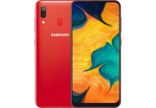 купить Samsung Galaxy A30 (A305) Dual Sim, Red в Кишинёве