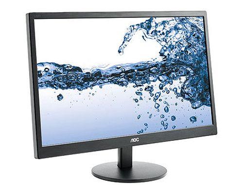 """купить Монитор 21.5"""" TFT WLED AOC E2270SWHN WIDE 16:9, 0.248, 5ms, Contrast (dynamic) 20,000,000:1, Contrast (static) 700:1, H:30-83kHz, V:50-76Hz, 1920x1080 Full HD, HDMI/D-Sub (monitor/монитор) в Кишинёве"""