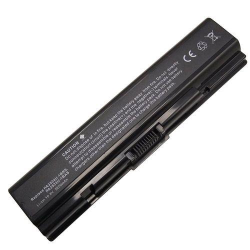 купить Battery Toshiba Satellite L300 L200 A200 A300 L555 L505 L450 A205 A210 A350 Portege M200 PA3534U PA3535U PA3533U PA3727U PA3682U 10.8V 5200mAh Black OEM в Кишинёве