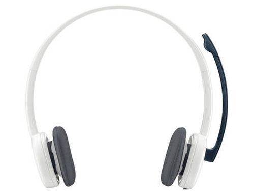 купить Наушники с микрофоном Logitech H150 Cloud White Stereo Headset, 981-000350 (casti cu microfon/наушники с микрофоном) в Кишинёве