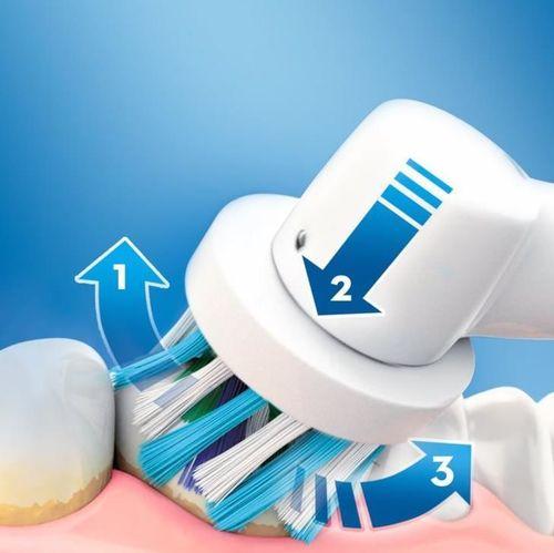 купить Щетка зубная электрическая Oral-B Vitality BLACK Cross Action в Кишинёве