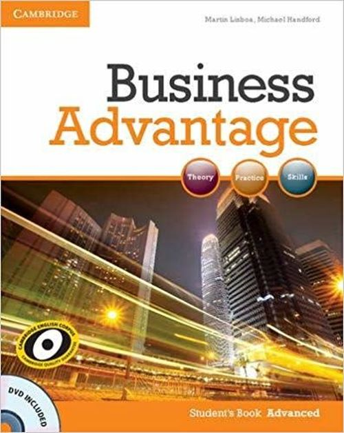 купить Business Advantage Advanced в Кишинёве