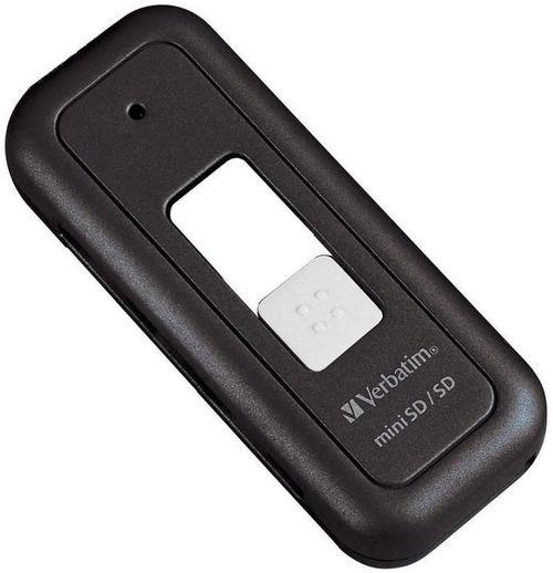 купить Кардридер Verbatim dual Card Reader usb в Кишинёве