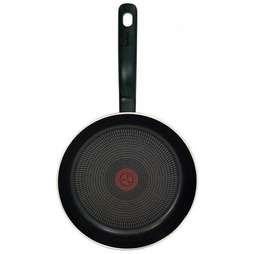 cumpără Tigaie Tefal 04166928 Cook Right 28cm cu capac în Chișinău