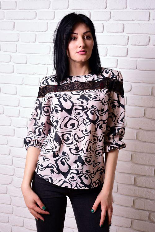 купить Блузка Simona ID 1042 в Кишинёве