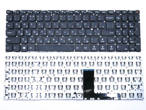 купить Keyboard Lenovo IdeaPad 110 Touch-15ACL 110-15ACL 110-15AST 110-15IBR w/o frame ENG/RU Black в Кишинёве